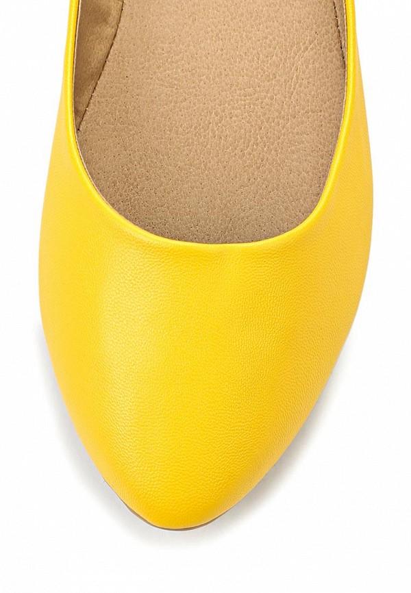 Туфли на плоской подошве Betsy (Бетси) 419165/01#18: изображение 6