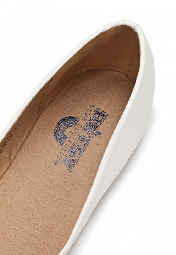 Туфли на плоской подошве Betsy (Бетси) 419165/01#19: изображение 14