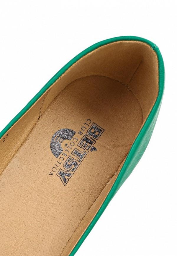 Туфли на плоской подошве Betsy (Бетси) 419165/01#20: изображение 7