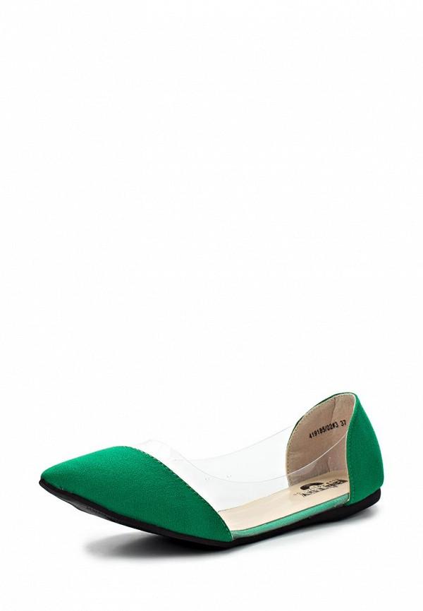 Туфли на плоской подошве Betsy (Бетси) 419185/02#3: изображение 2