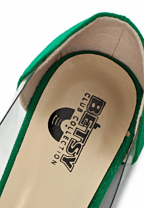 Туфли на плоской подошве Betsy (Бетси) 419185/02#3: изображение 13