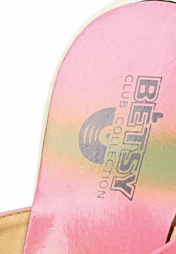 Женские сабо на плоской подошве Betsy (Бетси) 419197/01#2: изображение 13