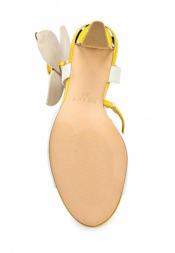Босоножки на каблуке Betsy (Бетси) 419091/01#1: изображение 5