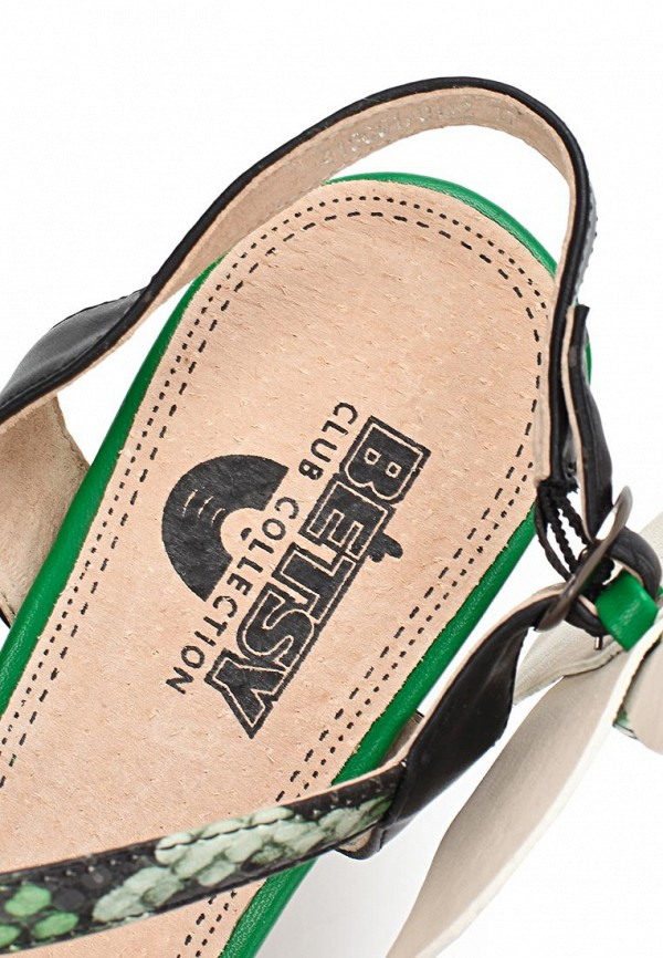 Босоножки на каблуке Betsy (Бетси) 419091/01#2: изображение 13