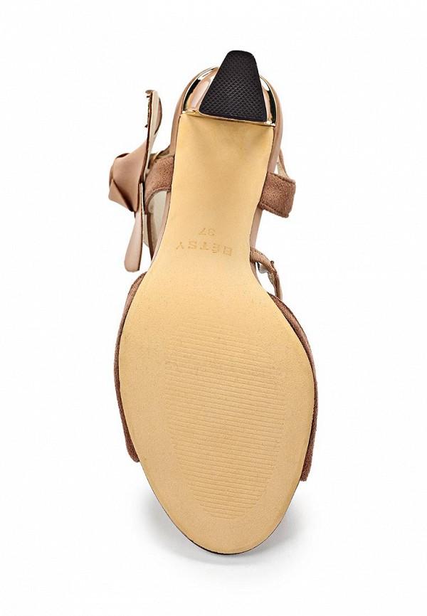 Босоножки на каблуке Betsy (Бетси) 419091/01#4: изображение 5