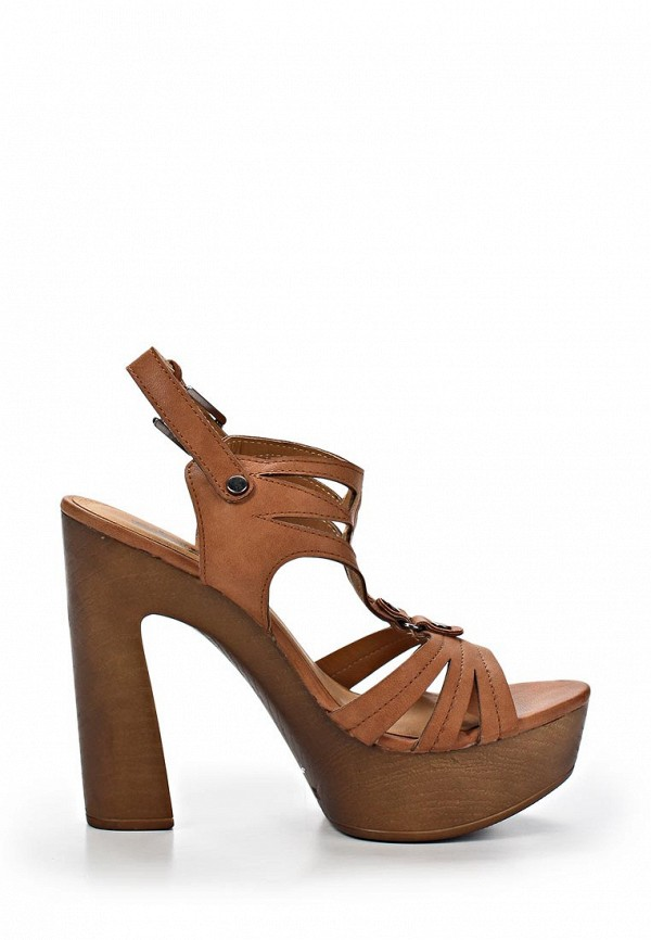Босоножки на каблуке Betsy (Бетси) 419149/01#3: изображение 5