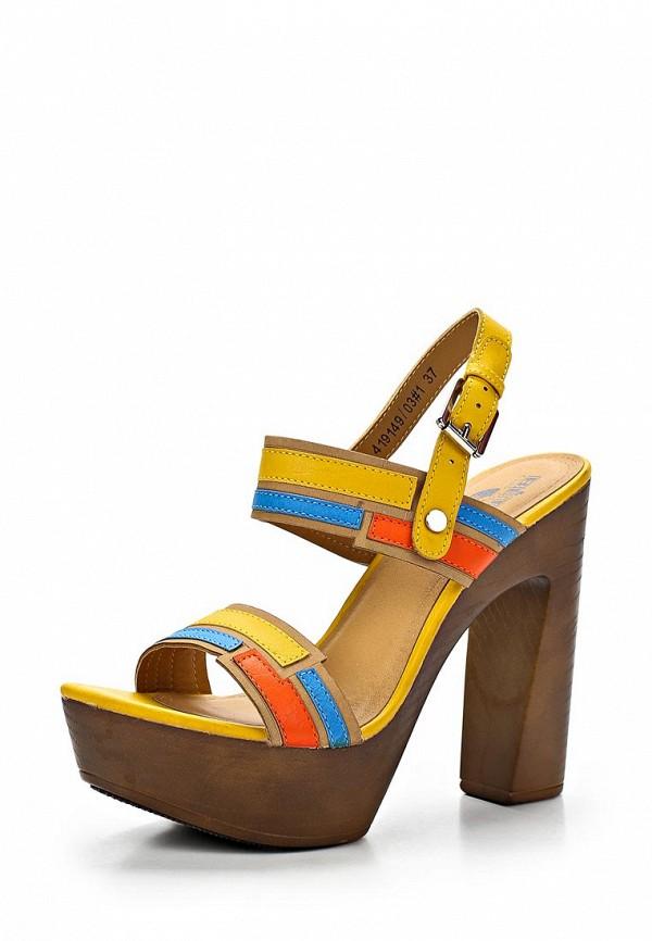 Босоножки на каблуке Betsy (Бетси) 419149/03#1: изображение 2