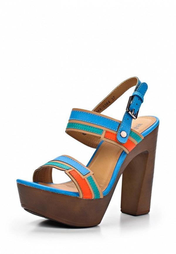 Босоножки на каблуке Betsy (Бетси) 419149/03#4: изображение 2