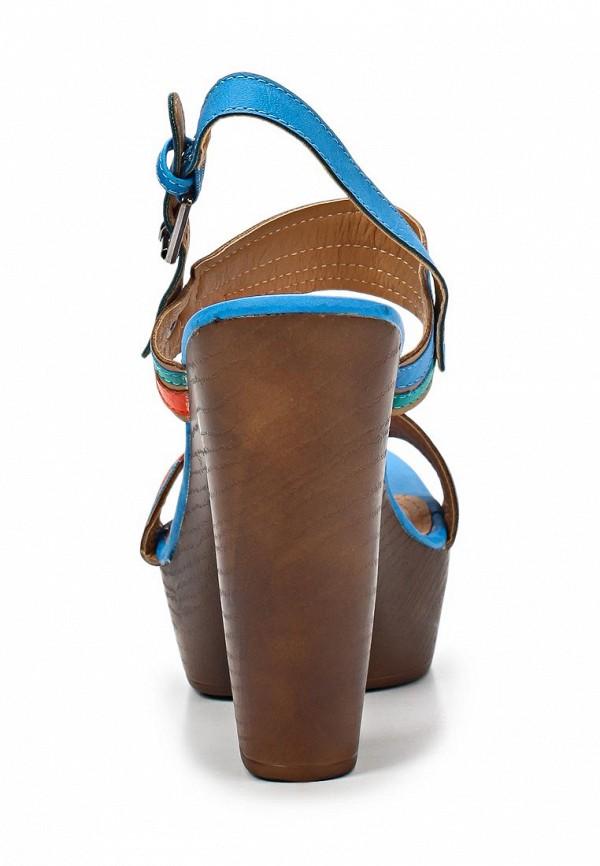 Босоножки на каблуке Betsy (Бетси) 419149/03#4: изображение 3
