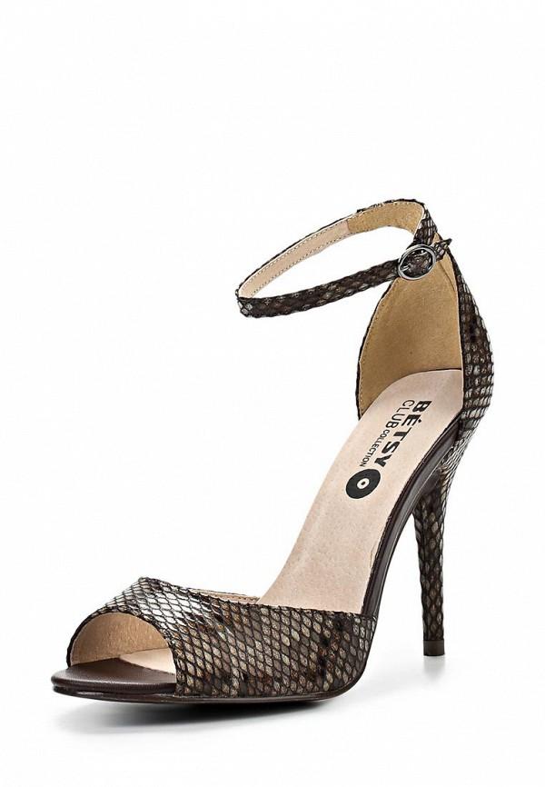 Босоножки на каблуке Betsy (Бетси) 419164/06#2: изображение 2