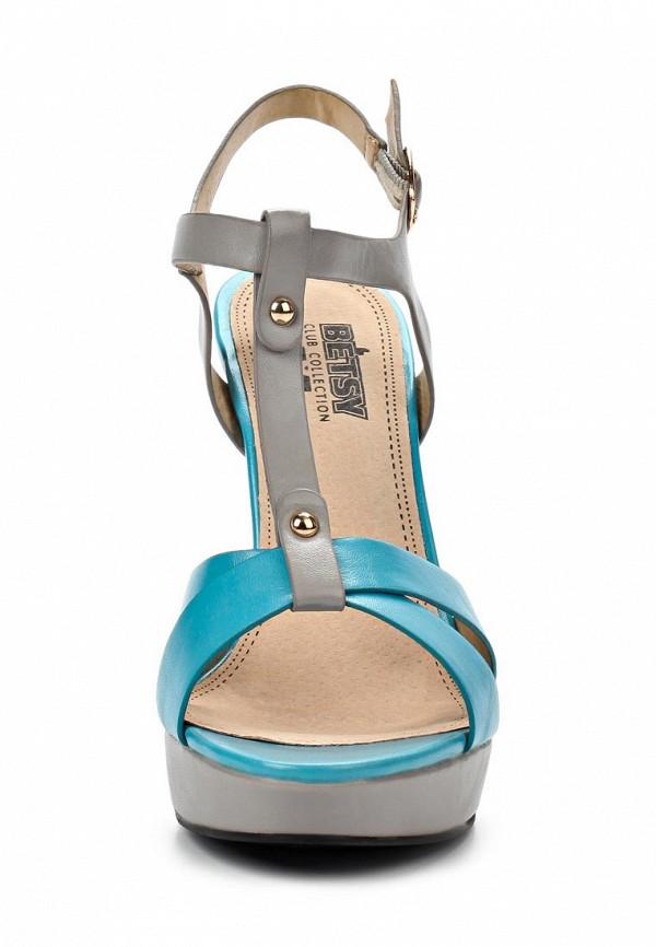Босоножки на каблуке Betsy (Бетси) 419315/01#3: изображение 7