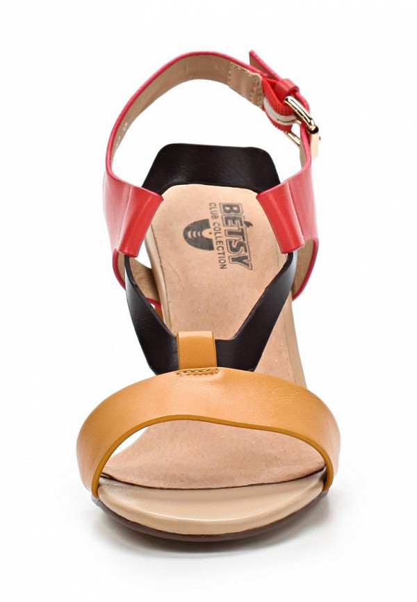 Босоножки на каблуке Betsy (Бетси) 419418/01#1: изображение 7