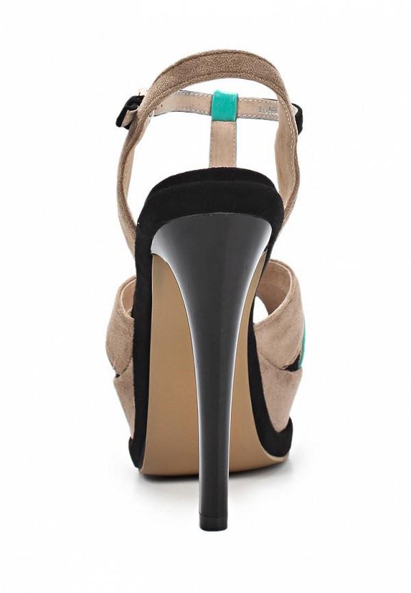 Босоножки на каблуке Betsy (Бетси) 419465/01#2: изображение 3