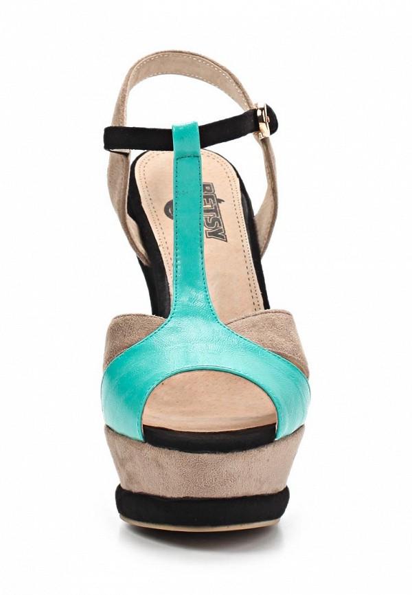 Босоножки на каблуке Betsy (Бетси) 419465/01#2: изображение 7