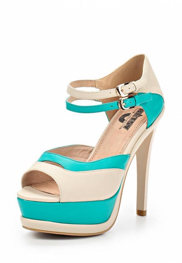 Босоножки на каблуке Betsy (Бетси) 419465/02#1: изображение 2
