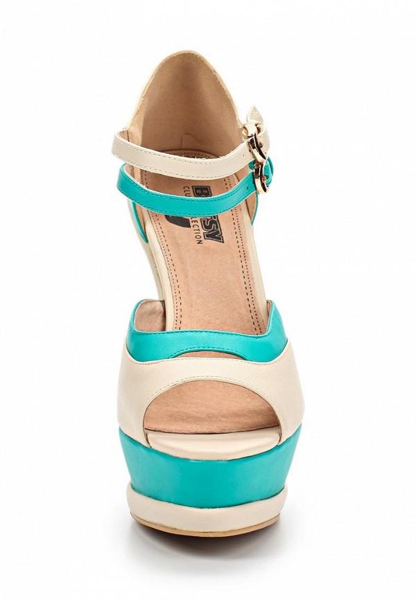 Босоножки на каблуке Betsy (Бетси) 419465/02#1: изображение 7