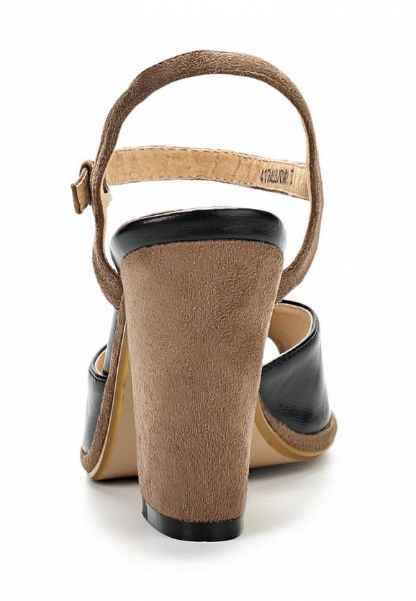 Босоножки на каблуке Betsy (Бетси) 419468/01#1: изображение 3