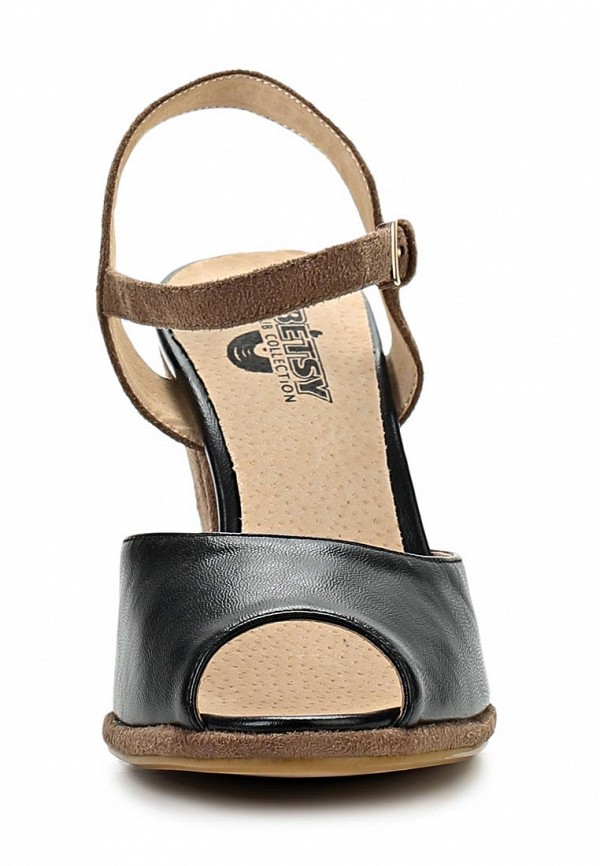 Босоножки на каблуке Betsy (Бетси) 419468/01#1: изображение 7
