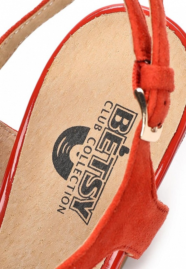 Босоножки на каблуке Betsy (Бетси) 419468/02#1: изображение 13