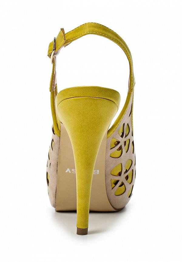 Босоножки на каблуке Betsy (Бетси) 419474/01#2: изображение 3