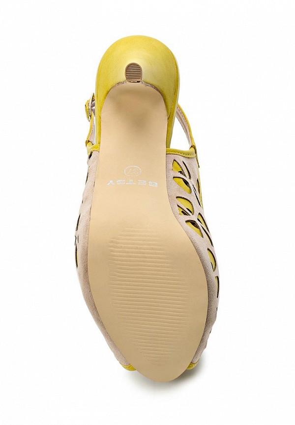 Босоножки на каблуке Betsy (Бетси) 419474/01#2: изображение 5