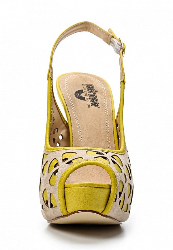 Босоножки на каблуке Betsy (Бетси) 419474/01#2: изображение 7
