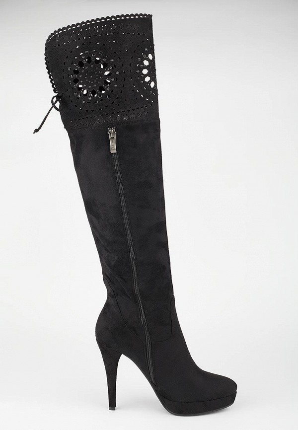 Сапоги на каблуке Betsy (Бетси) 219041/01#1: изображение 5