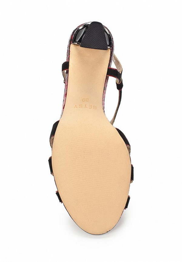 Босоножки на каблуке Betsy (Бетси) 419091/03#2: изображение 3