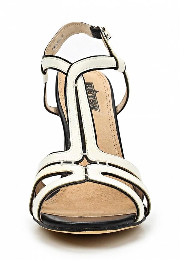 Босоножки на каблуке Betsy (Бетси) 419091/03#4: изображение 7