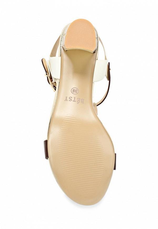 Босоножки на каблуке Betsy (Бетси) 419482/02#4: изображение 5