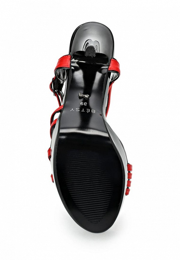 Босоножки на каблуке Betsy (Бетси) 319157Z/01#2: изображение 2