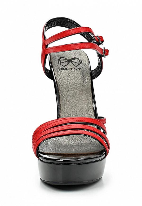 Босоножки на каблуке Betsy (Бетси) 319157Z/01#2: изображение 3