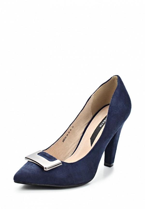 Туфли на каблуке Betsy (Бетси) 948030/04-02-W: изображение 2