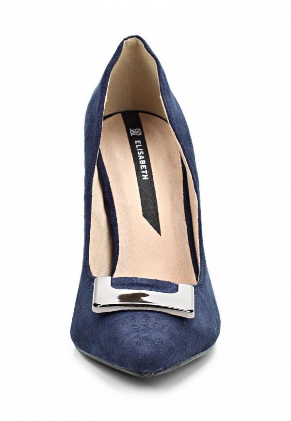 Туфли на каблуке Betsy (Бетси) 948030/04-02-W: изображение 6