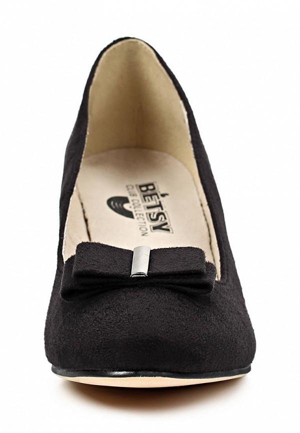 Туфли на танкетке Betsy (Бетси) 948040/04-01-W: изображение 7