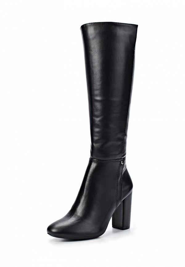 фото Сапоги женские на высоком каблуке J&Elisabeth BE006AWCGN30, черные