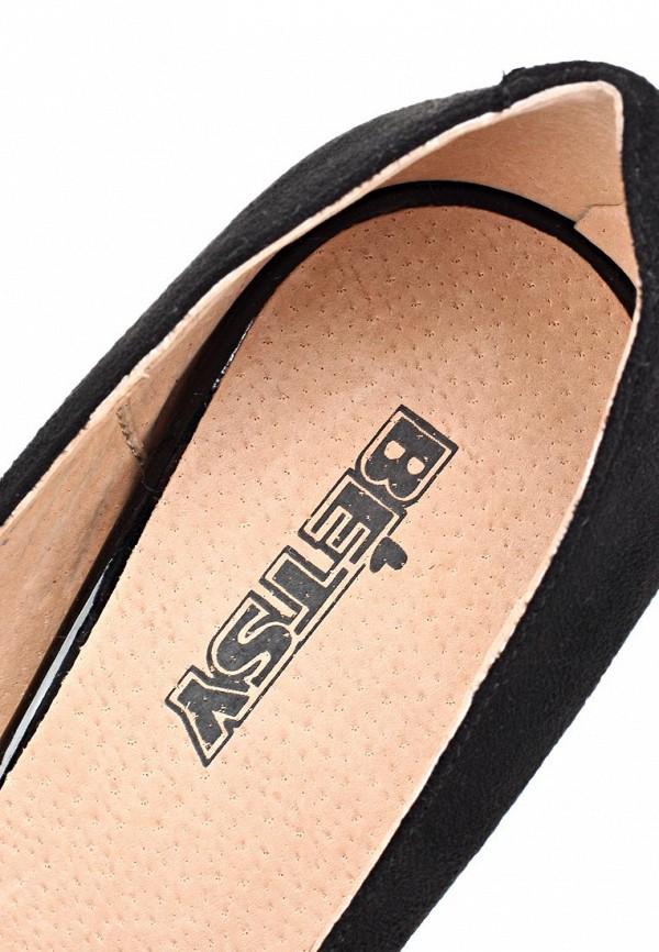 фото Туфли на толстом каблуке Betsy BE006AWCGO68, черные