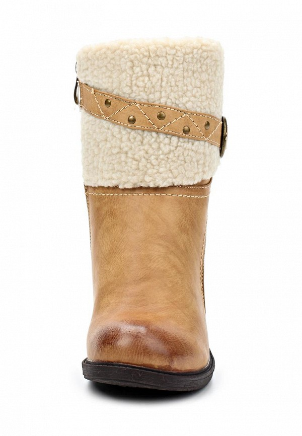 Сапоги на каблуке Betsy (Бетси) 948713/01-02-W: изображение 6