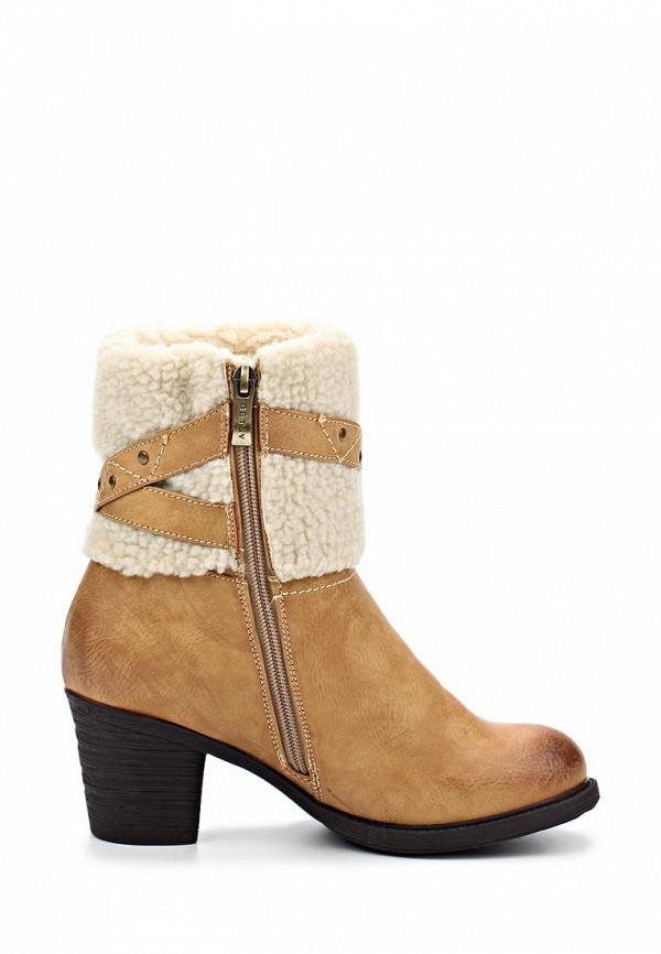 Сапоги на каблуке Betsy (Бетси) 948713/01-02-W: изображение 8