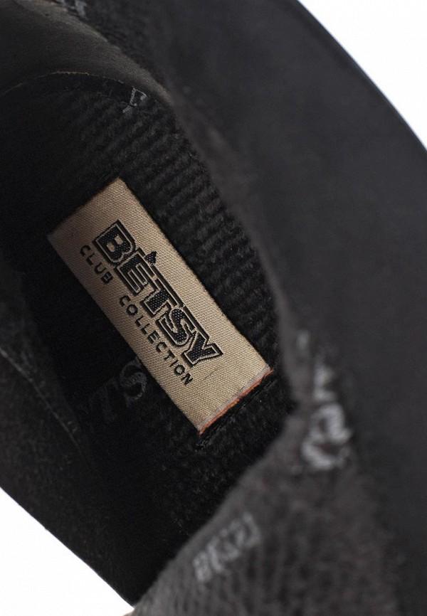 Ботильоны на каблуке Betsy (Бетси) 948775/01-01-W: изображение 12