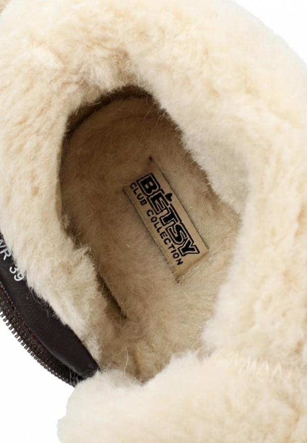 Сапоги на плоской подошве Betsy (Бетси) 948848/01-01-W: изображение 12