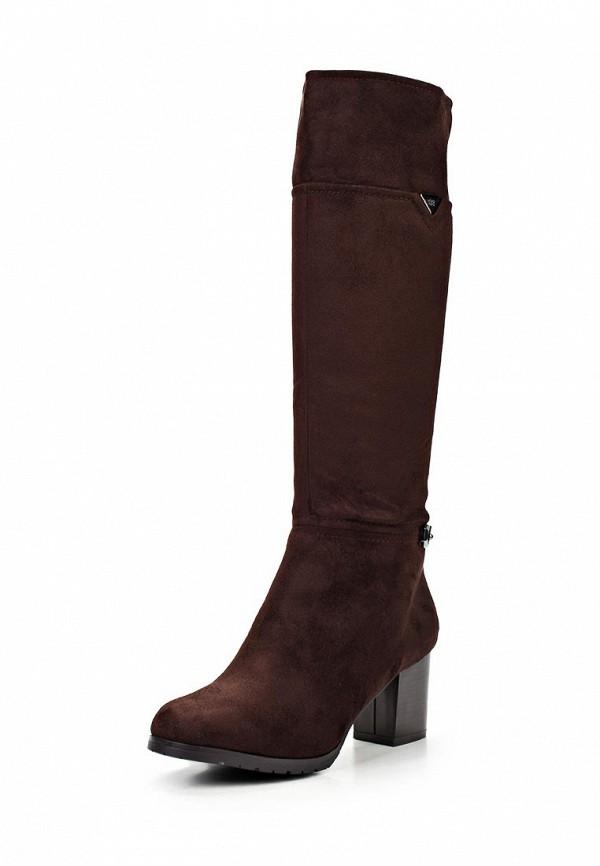 Сапоги на каблуке Betsy (Бетси) 948857/01-02-W: изображение 2
