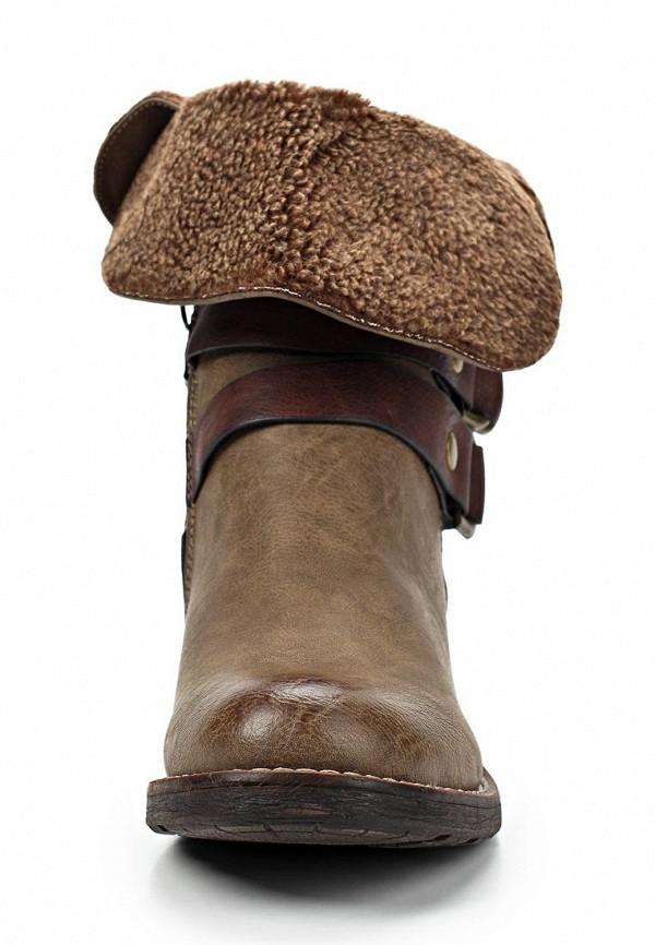 Сапоги на плоской подошве Betsy (Бетси) 948900/01-02-W: изображение 7