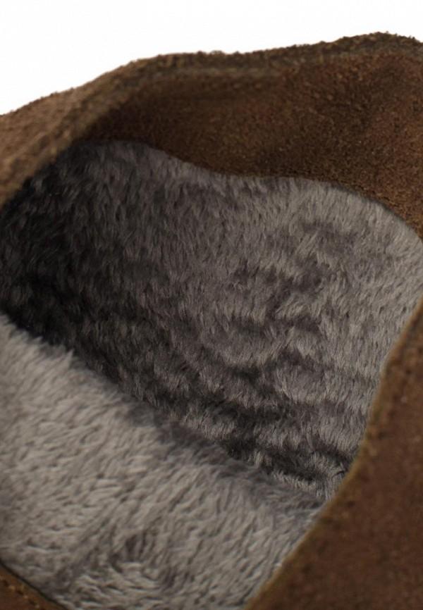 фото Сапоги женские на плоской подошве Betsy BE006AWCGR05, коричневые
