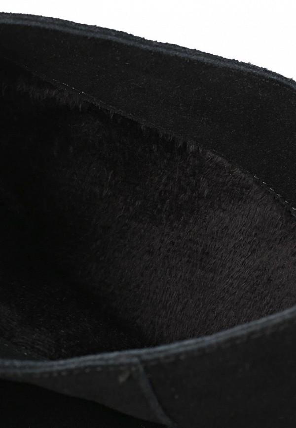 фото Сапоги женские на плоской подошве Betsy BE006AWCGR13, черные