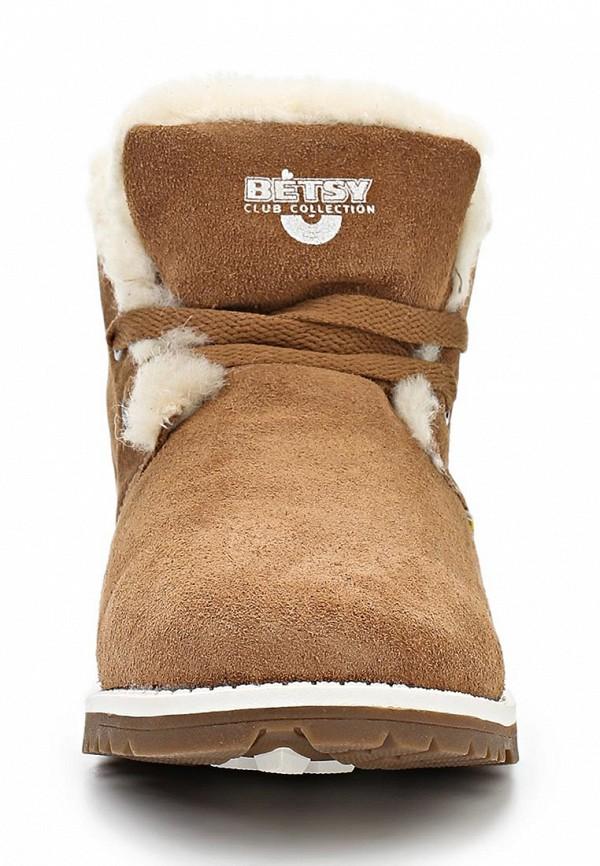 Женские ботинки Betsy (Бетси) 948726/01-01-S: изображение 6