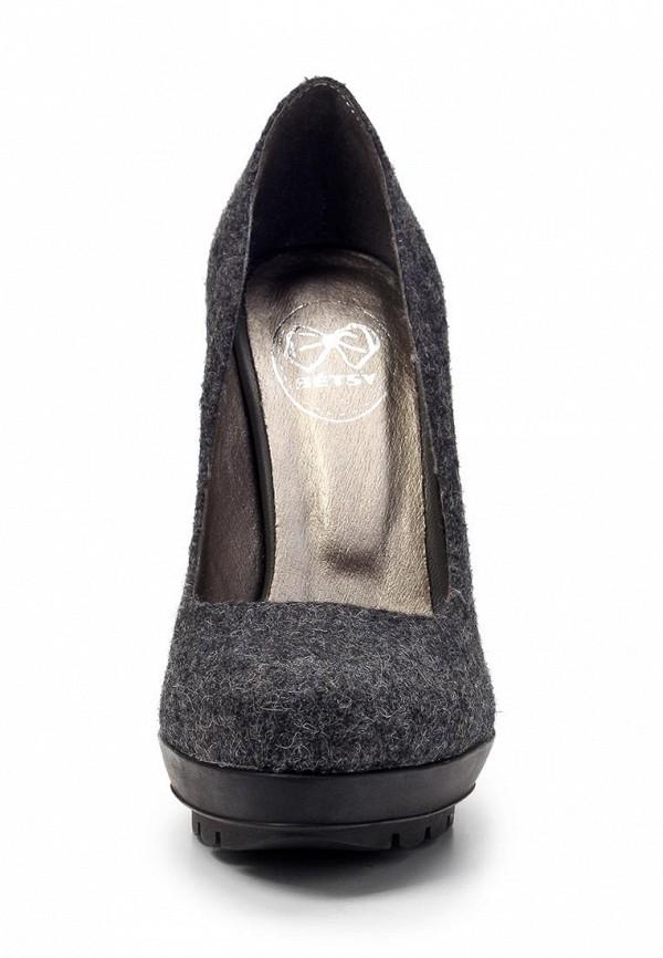 Туфли на каблуке Betsy (Бетси) 229074/01#4: изображение 4