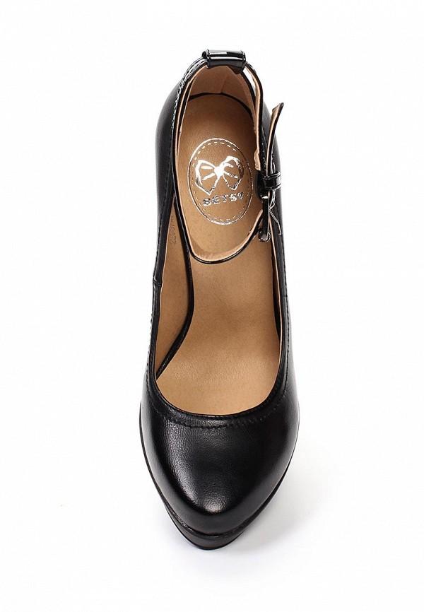 Туфли на платформе Betsy (Бетси) 229074/07#1: изображение 6