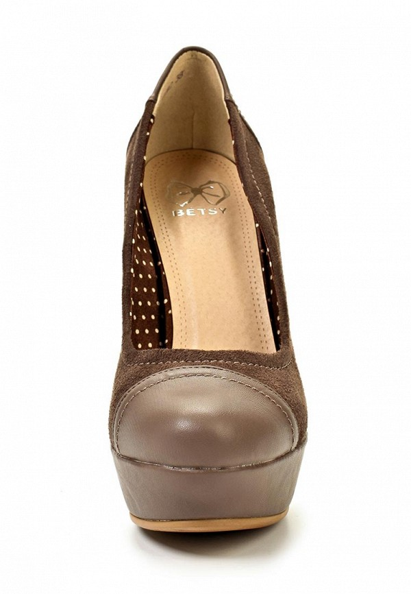 Туфли на каблуке Betsy (Бетси) 229119/02#2: изображение 4