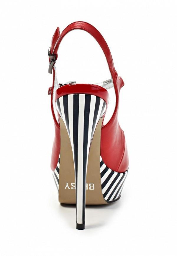 Босоножки на каблуке Betsy (Бетси) 319060/08#4: изображение 10